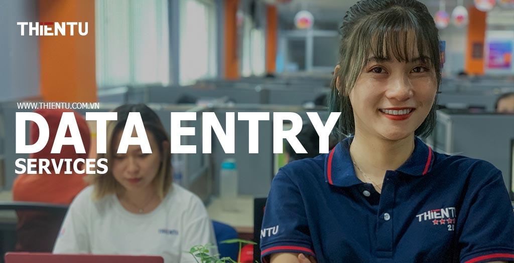Dịch vụ data entry là gì